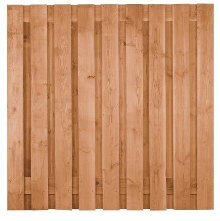 Douglas tuinscherm 21 planks