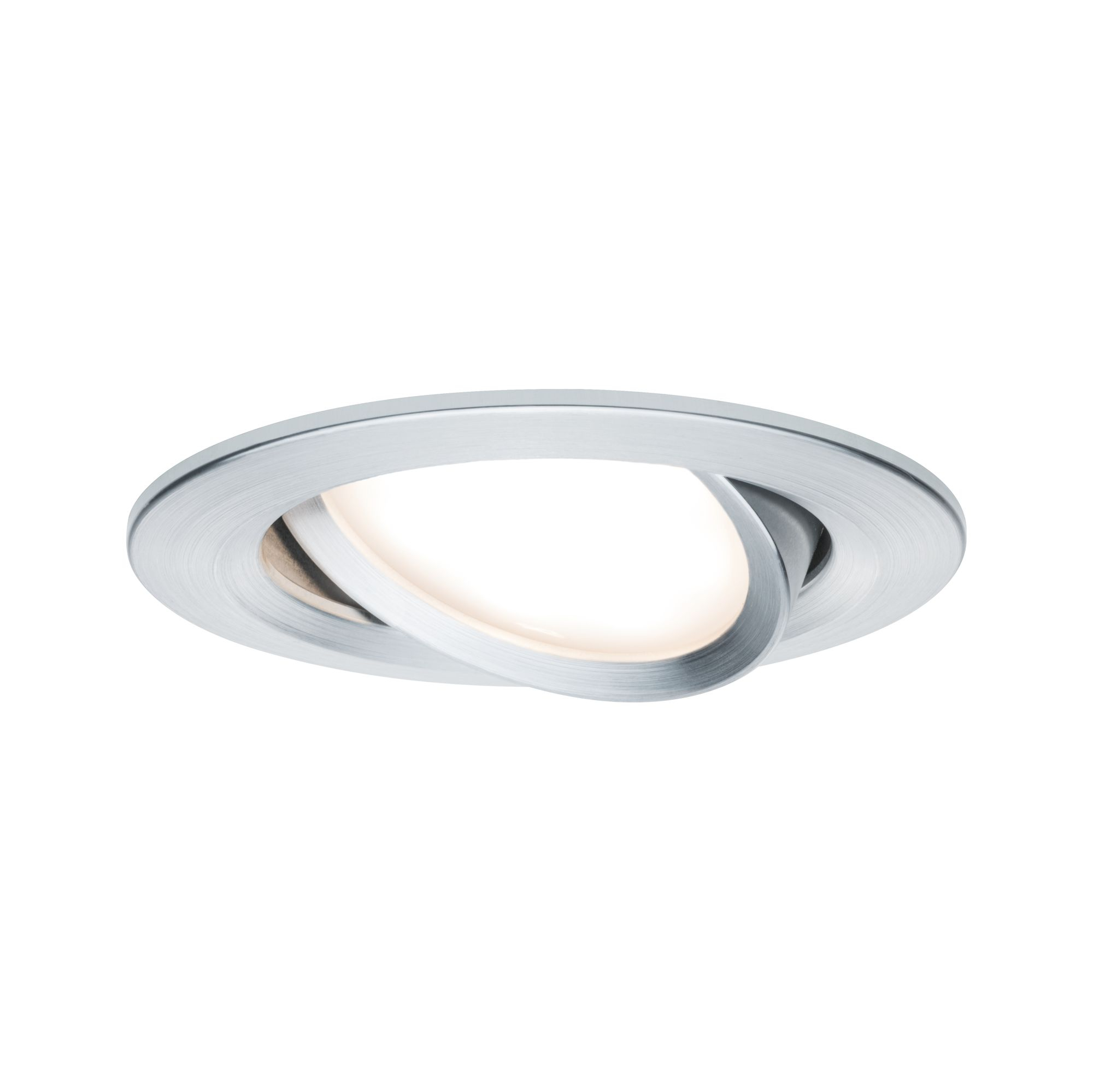 Inbouwlamp LED Coin Slim IP23 rond 6,8 W