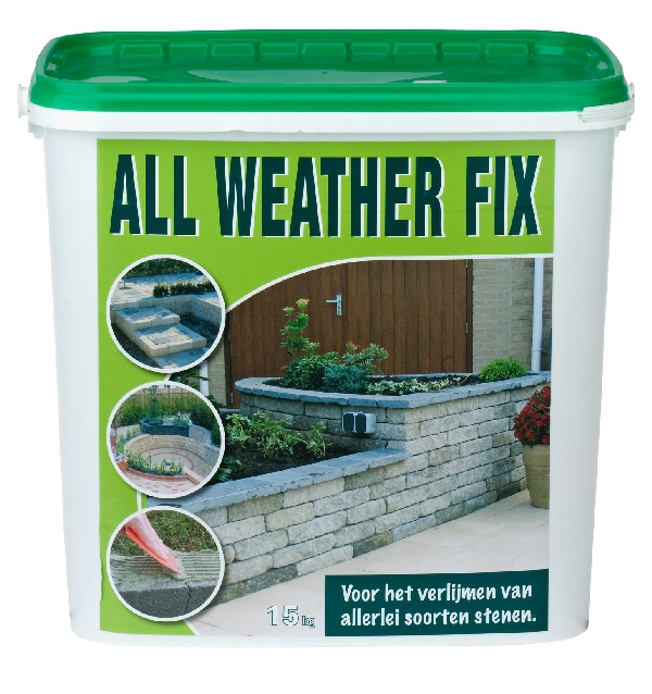 All weather fix 25kg