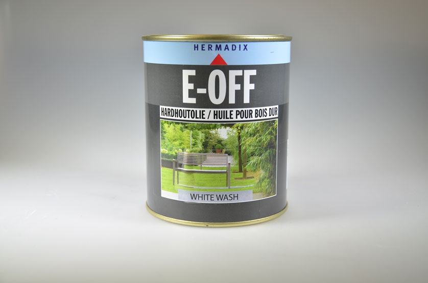 E-OFF WHITE WASH 750 ML