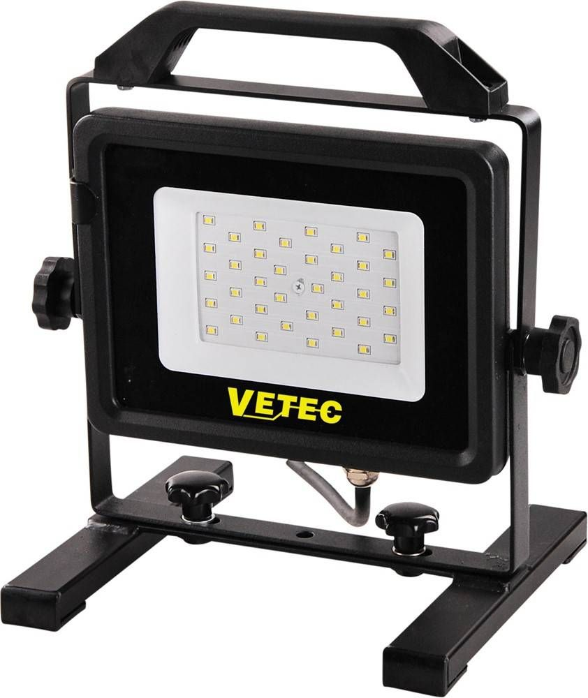 Vetec LED bouwlamp VLD 30W comprimo vs
