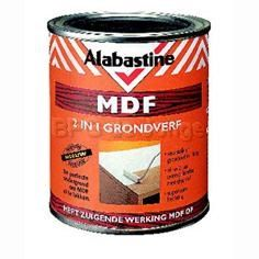 Alab.Mdf Grondverf 2 In 1 500 ml